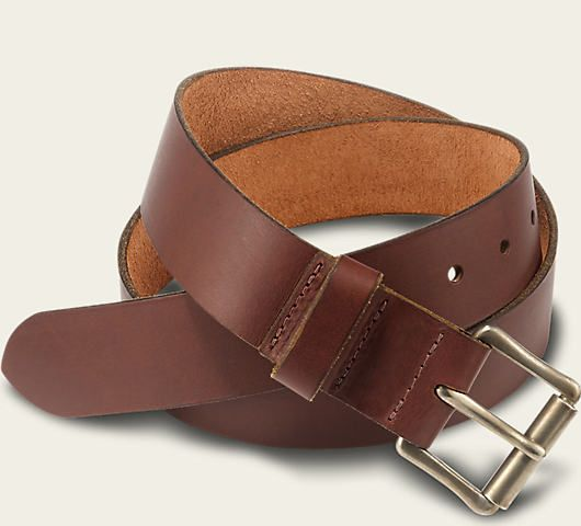 Red Wing Heritage Leather  Belt Oro - Kings & Queens