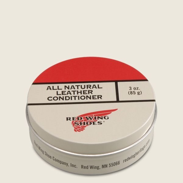 Red Wing All Natural Leather Conditioner - Kings & Queens