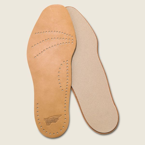 Red Wing Footbed Leather - Kings & Queens