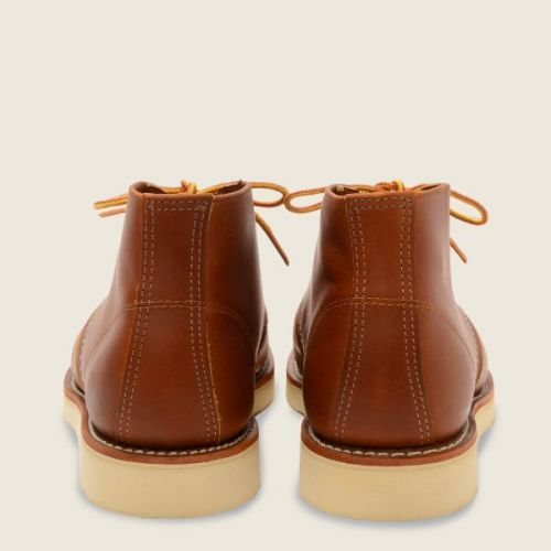 Red Wing 3140 Work Chukka Oro-iginal - Kings & Queens
