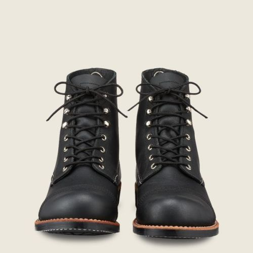 Red Wing 8084 Iron Ranger Black Harness - Kings & Queens