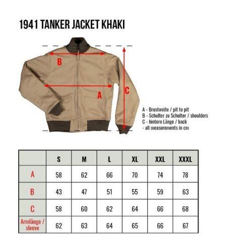 Pike Brothers 1941 Tanker Jacket Khaki - Kings & Queens