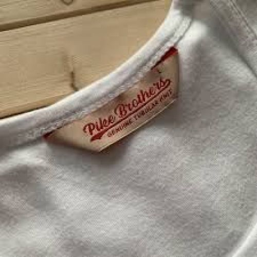 Pike Brothers 1947 Round Neck White - Kings & Queens
