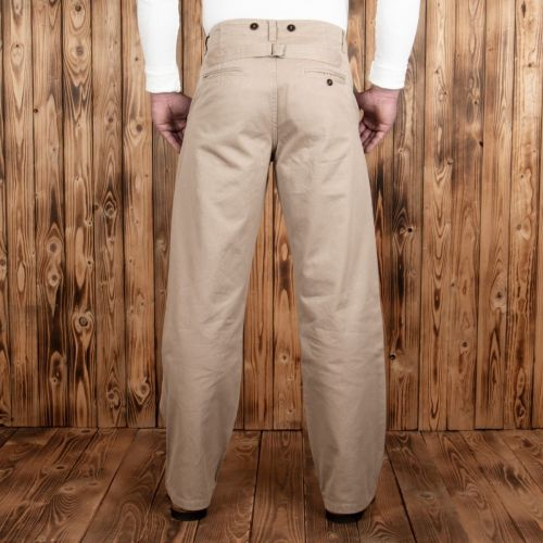Pike Brothers 1932 Engineer Pant Khaki TWill - Kings & Queens