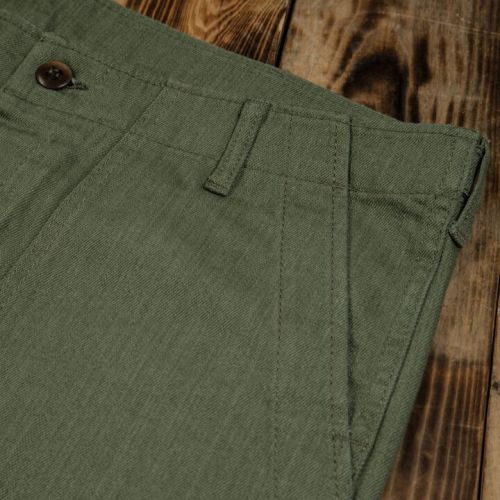Pike Brothers 1962 OG 107 Pant - Kings & Queens