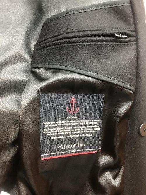Armor Lux Peacoat Wool Black - Kings & Queens