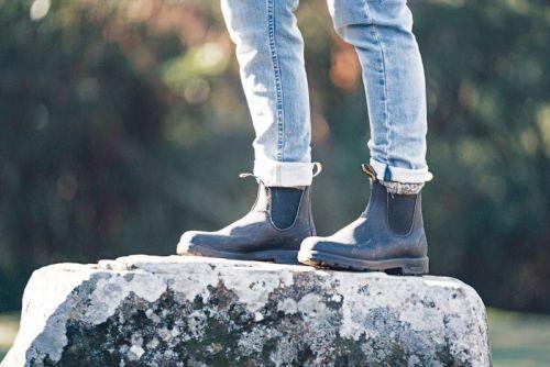 Blundstone 510 Black Chelsea Boot - Kings & Queens