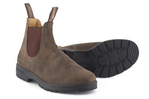 Blundstone 585 Brown Nubuck - Kings & Queens