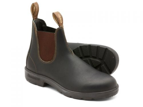 Blundstone 500 Brown Chelsea Boot - Kings & Queens