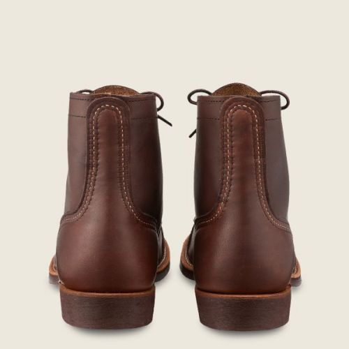 Red Wing 8111 Iron Ranger Amber Harness  - Kings & Queens
