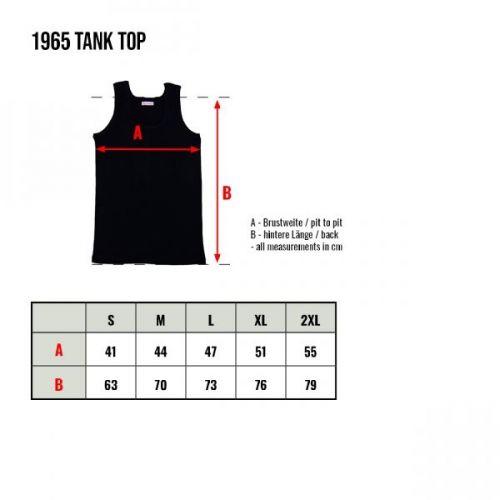 Pike Brothers 1965 Tank Top Set Black - Kings & Queens